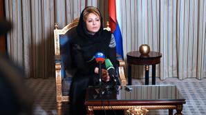 """Россия """"не отстаивает идею сохранения режима Асада"""", заявила Матвиенко"""
