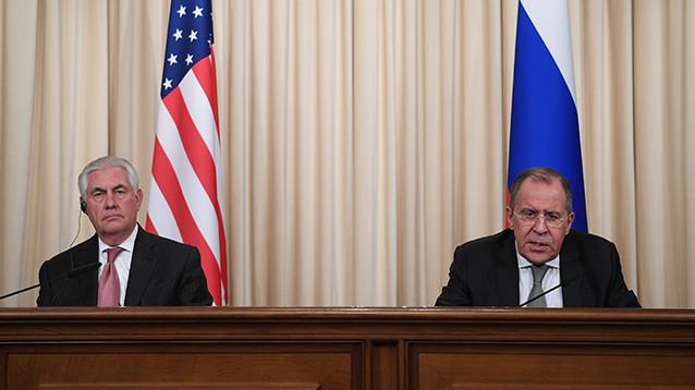 Визит не помог: США и РФ не договорились по Сирии. Асад должен уйти, заявил Тиллерсон