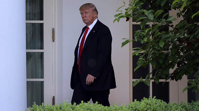 Трамп заявил, что может выбирать между сотрудничеством с Россией или Китаем