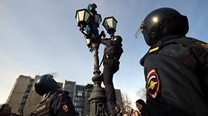 Путинцы нашли еще одного изнасилованного полицейского: В деле о насилии над полицейским 26 марта появился новый обвиняемый