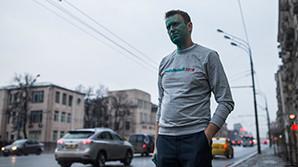 Возбуждено уголовное дело по факту нападения с зеленкой на Навального