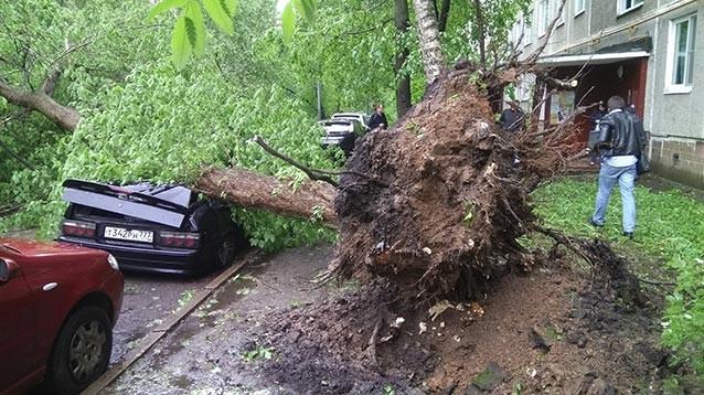 Самый смертоносный ураган за последние десятилетия: более 10 погибших, до 140 пострадавших