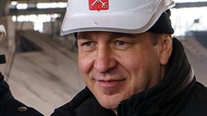 """Вице-губернатор Петербурга Албин назвал """"Зенит-Арену"""" не таким уж дорогим стадионом"""