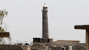 """Боевики ИГ* взорвали Соборную мечеть Мосула, где аль-Багдади объявил о создании """"халифата"""""""