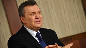 Янукович отказался участвовать в суде по делу о госизмене
