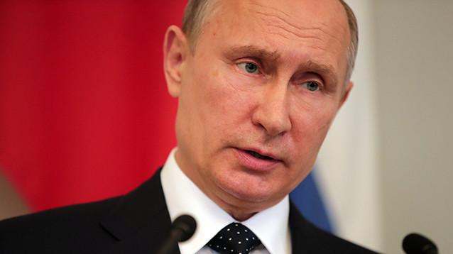 Путин объявил об ограниченном ответе на новые санкции США