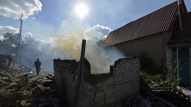 """Власти Украины признают """"российскую оккупацию"""" на законодательном уровне"""