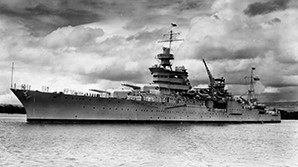 """Основатель Microsoft на глубине 5,5 км нашел крейсер """"Индианаполис"""", потопленный Японией"""