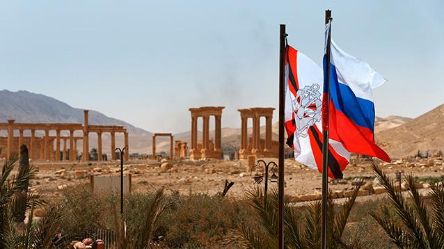 В Сирии погиб российский военный. Еще трое с ранениями вышли из окружения