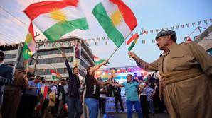 Иракский Курдистан сообщил о победе на референдуме сторонников независимости