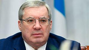 СМИ узнали об отставке губернатора Красноярского края Толоконского
