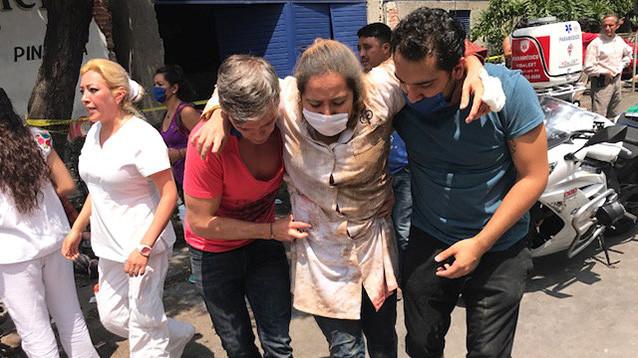 Мексика подверглась новому землетрясению: более 45 человек погибли, сотни ранены (ВИДЕО)