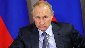 Путин не приехал на юбилей ведомства Бастрыкина. В январе в Генпрокуратуру к Чайке он заехал