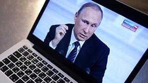 """Телевизора для выборов уже мало, нужен еще и интернет. Путин впервые посетит """"Яндекс"""""""