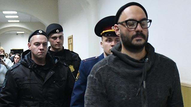 Суд продлил домашний арест Серебренникову до 19 января 2018 года