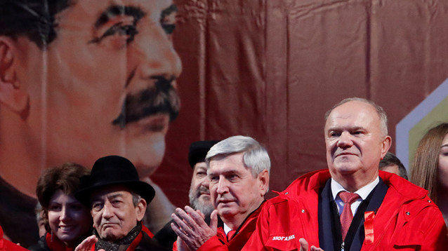 Геннадий Зюганов заявил об участии в выборах президента