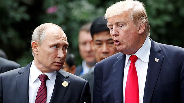 Трамп рассказал о пользе от хороших отношений с Путиным