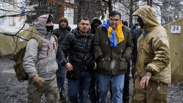 Генпрокуратура Украины объявила Саакашвили ультиматум