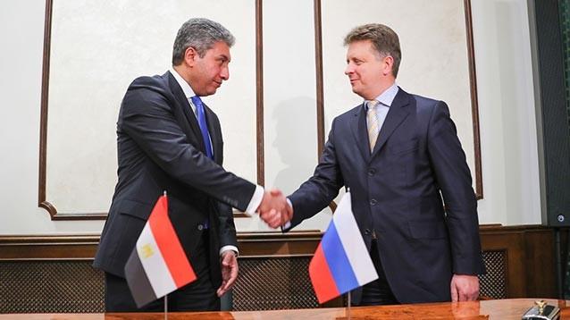 Россия и Египет подписали протокол о возобновлении регулярного авиасообщения
