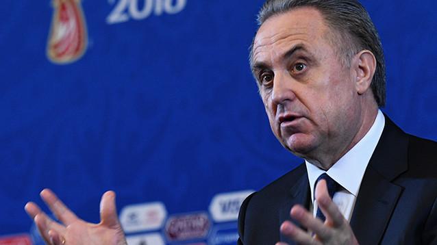 Мутко сообщил, что уйдет с поста президента РФС на время