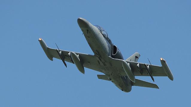 Сирийские повстанцы сбили боевой самолет армии Асада