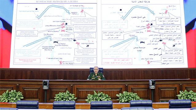 """МИД РФ и Минобороны отреагировали на обвинения в """"присвоении"""" победы над ИГ*"""