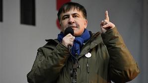В столкновениях со сторонниками Саакашвили в центре Киева пострадали 60 нацгвардейцев