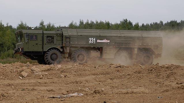 """Калининградскую область укрепят """"Искандерами"""" на постоянной основе"""