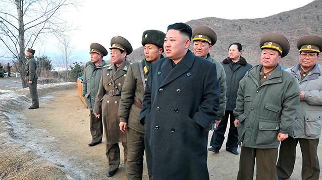 """""""Шаг на пути к ядерной войне"""": КНДР прокомментировала возможную морскую блокаду"""