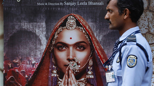 """Болливудский фильм с судьбой """"Матильды"""" допустили к прокату в Индии, но с цензурой"""