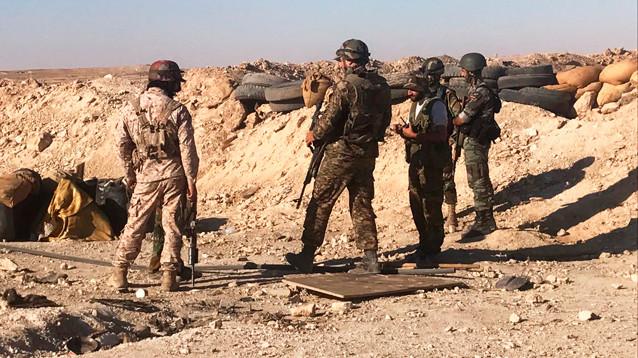 """""""Полная победа"""": Генштаб РФ объявил об освобождении Сирии от ИГ*"""