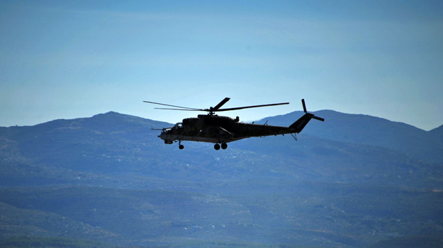 Двое россиян погибли в Сирии под Новый год во время крушения вертолета