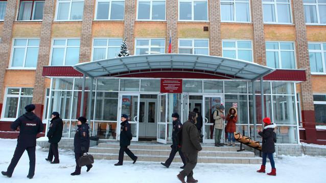 Во время резни в пермской школе камеры видеонаблюдения не работали