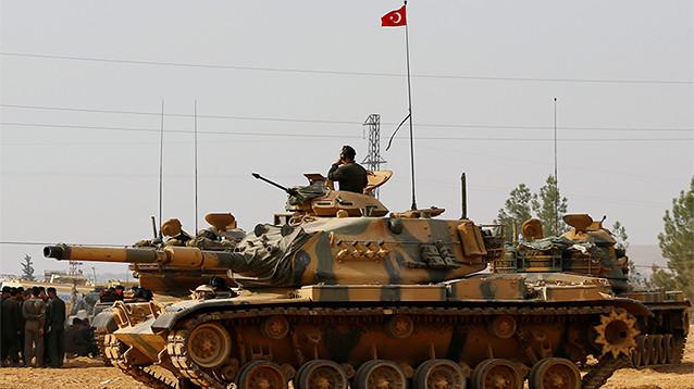 Турки наступают в Сирии... Россия отводит войска... Мы снова всех переиграли...