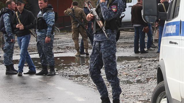 Начальника отдела полиции в Чечне застрелили на выходе из магазина