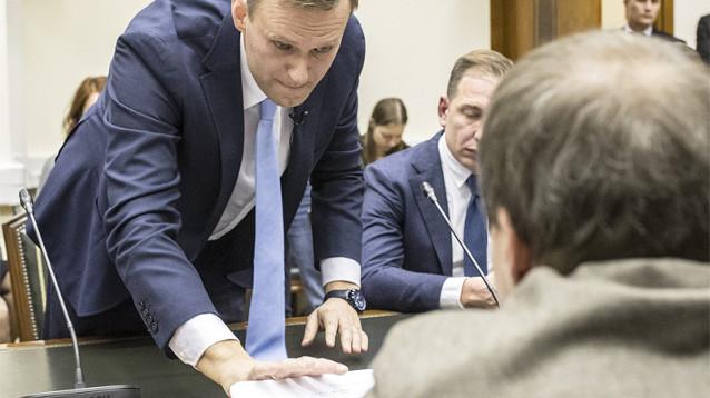 КС отказался рассматривать жалобу Навального на недопуск к выборам
