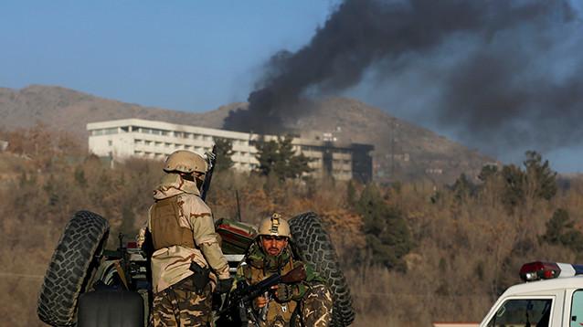 Госдеп: среди жертв нападения террористов на гостиницу в Кабуле были американцы
