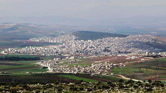 Россия выводит военных из сирийского Африна, где Турция начала обстрел курдов