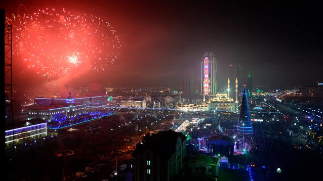 СМИ: в Чечне девочка погибла из-за стрельбы росгвардейцев, праздновавших Новый год