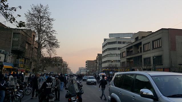 Иран объявил о задержании одного из лидеров протестов - европейца с подготовкой спецслужб