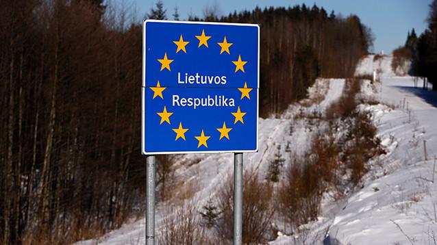 """Литва запретила въезд в страну 49 россиянам по """"закону Магнитского"""""""