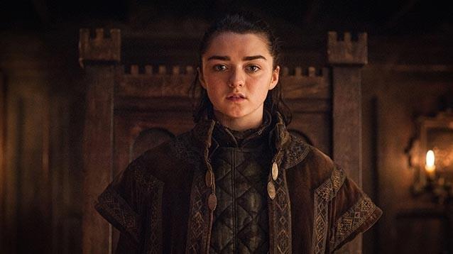 """Девочка знает, когда покажут восьмой сезон """"Игры престолов"""""""