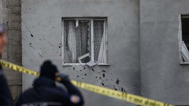 Выпущенная из сирийского Африна ракета попала в турецкую мечеть