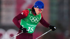 Российские лыжники взяли две медали в олимпийском марафоне