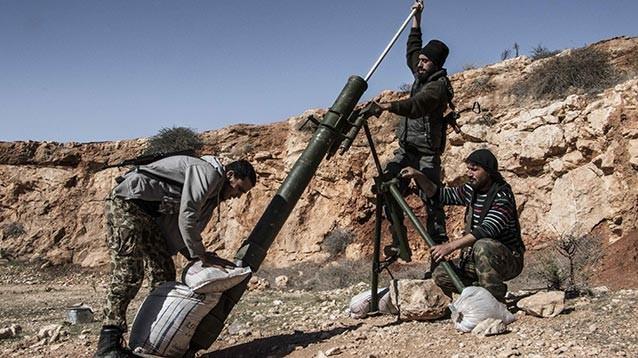 Российский Центр по примирению враждующих сторон в Дамаске попал под обстрел боевиков