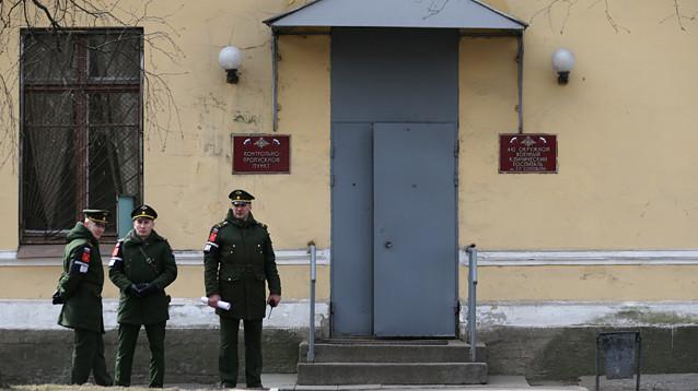 Bloomberg: в госпитали Минобороны доставили раненных в Сирии российских наемников