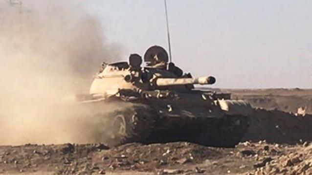 Сирийская армия отчиталась об освобождении Хамы и Алеппо от террористов