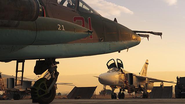 Минобороны РФ опровергло сообщение РБК о предновогодней атаке дронов на базу Хмеймим
