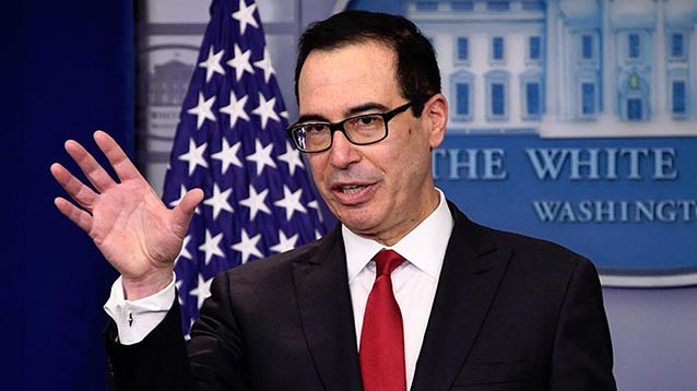 Минфин США не намерен вводить санкции в отношении госдолга РФ