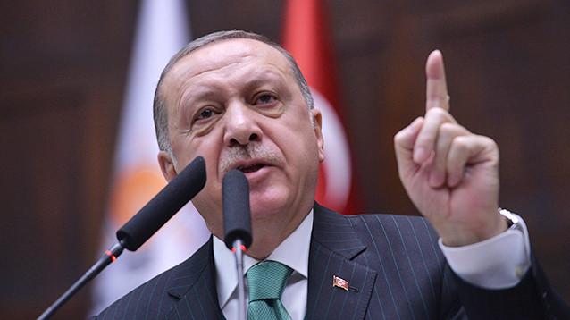 """Эрдоган пригрозил Дамаску """"последствиями"""" за поддержку курдов в Африне"""